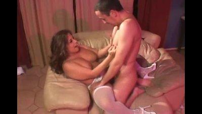 Uniform nurse with big boobs