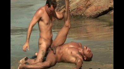 Gay Latino Men Risky Ass Bareback Fucking