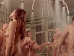 Preview 4 of Dyanne Thorne Lina Romay Nude Scene From Ilsa The Wicked Warden