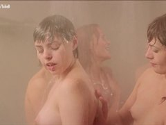 Preview 5 of Dyanne Thorne Lina Romay Nude Scene From Ilsa The Wicked Warden