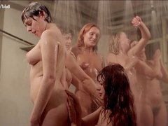 Preview 6 of Dyanne Thorne Lina Romay Nude Scene From Ilsa The Wicked Warden