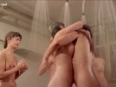 Preview 8 of Dyanne Thorne Lina Romay Nude Scene From Ilsa The Wicked Warden