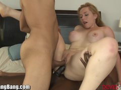 Preview 8 of Devilsgangbangs Jennifer White 2 Creampies