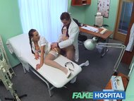 FakeHospital Sexy new nurse likes working for her new boss