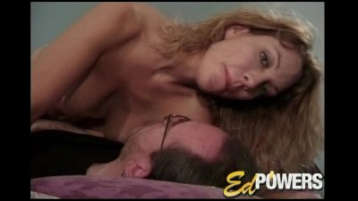 Ed Powers With Roxy Hart Riding Cock
