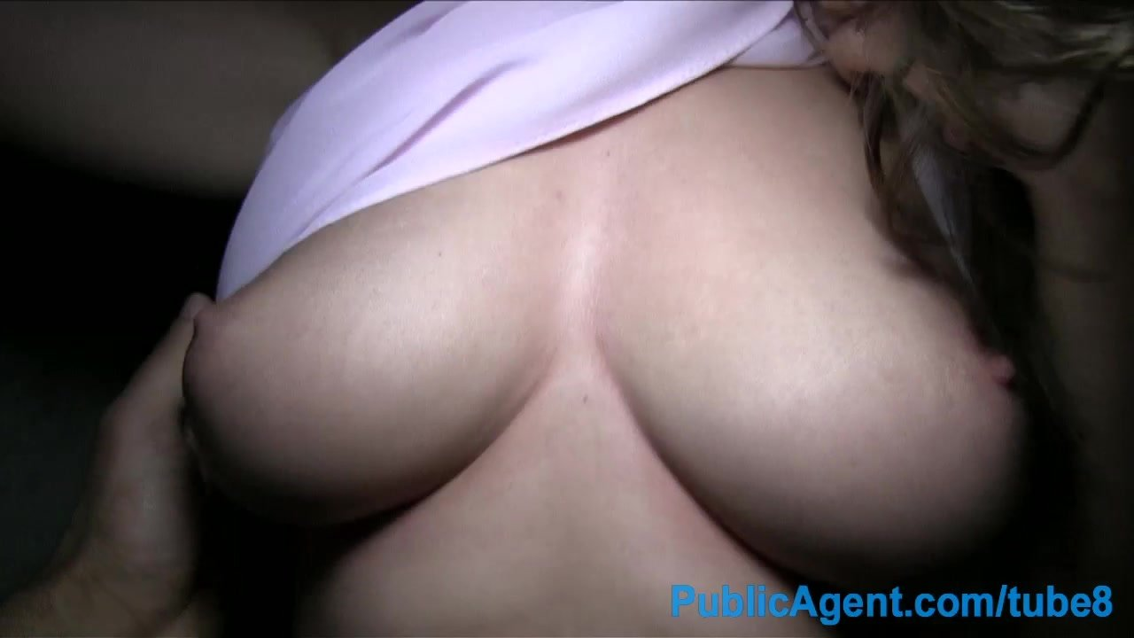 Public Agent Big Tits Blonde