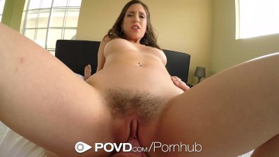 HD POVD - Jade Nile enjoys a nice dick in her tight pussy