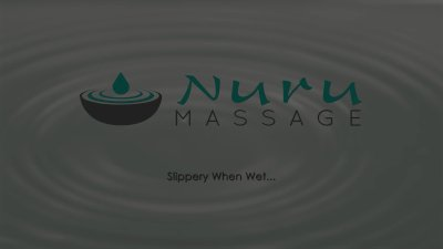 NuruMassage busty Anissa Kate's French massage