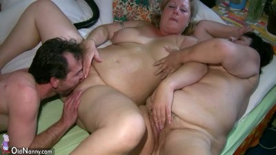 Old Granny and old mature