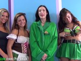 st.patrick's pornstar orgy party! vol.2Porn Videos