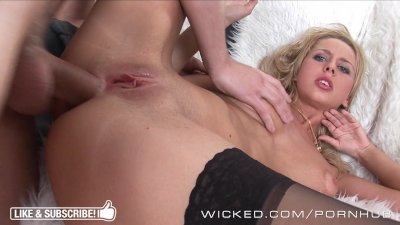 Wicked - Jenna Spencer loves anal