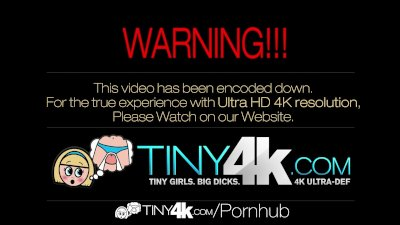 4K HD - Tiny4K Teen Natasha Wh