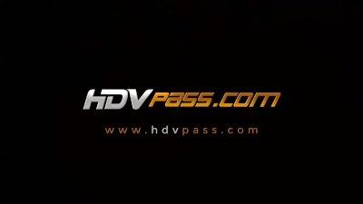 HDVPass Hot secretary brings sexual delights!