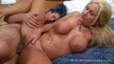 Milf Roxy Loves Rough Sex And
