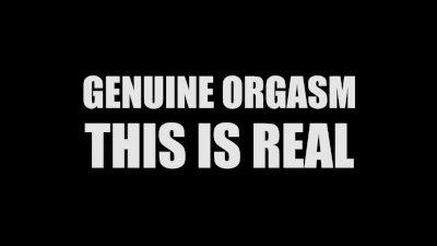 Czech Orgasm - Genuine Female Masturbation