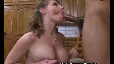 Busty mom needs ebony cock now
