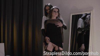 Sexy Amateur Skinny Brunette POV Sex