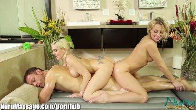 EXCLUSIVE Nuru Massage Ass Fuc