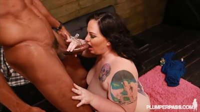 Big Booty White Girl Glory Gets Destroyed By Big ebony Cock