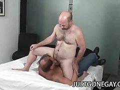 Old Gays Grandpa Sex
