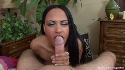 Kimberly Kendall licks her lol