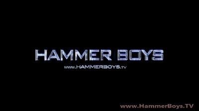 Rob Tadeus - Orgy dirty pillow from Hammerboys TV