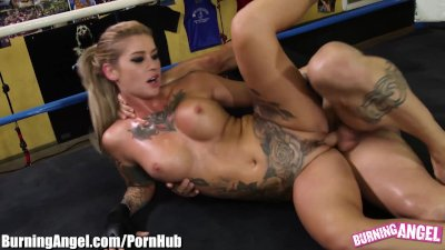 BurningAngel Ronda ArouseMe Ha