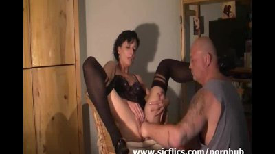 Skinny amateur wife fisted in her wrecked hole