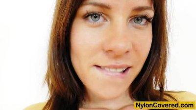 Leony Aprill nylon mask