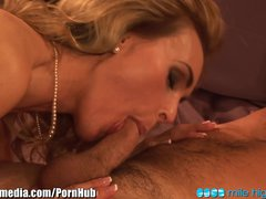 Preview 4 of Milehigh Milf Passionately Fucked Hard
