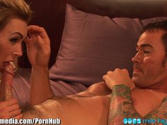 Preview 7 of Milehigh Milf Passionately Fucked Hard