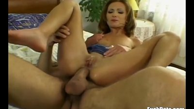 amazing double anal and ass licking from this crazy cute slut