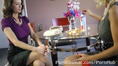 Sweet Pussy Pie! Busty Puma Sw