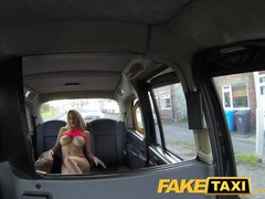 Preview 5 of Faketaxi Stunning Blonde With Perfect Tits
