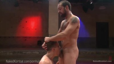 Athletic Studs Fight And Fuck