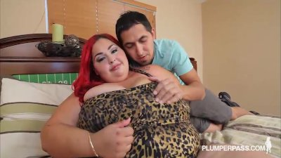 Super Sized BBW Pounded by Huge Cock