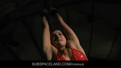 Romanian babe trained hard for submission