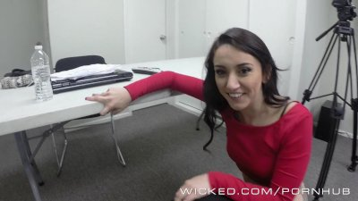 Wicked - Backroom auditions with hot teen