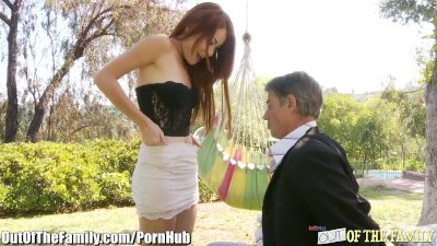 Asian Fucks New White Step-Dad