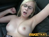 faketaxi blonde with glasses gets talked into sex tapelola bunny porn