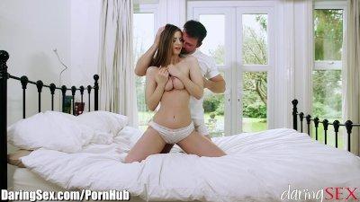 DaringSex Stella Cox's Romantic Morning