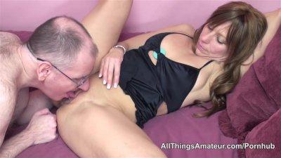 Pleasing matures pussy