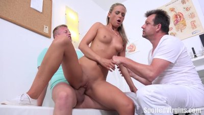 Spoiled Virgins - Petra now knows she likes