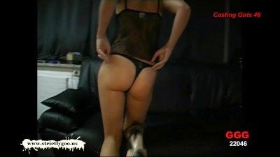 Beautiful slut Victoria gets a warm Cum bath