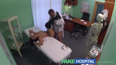 FakeHospital Young woman with