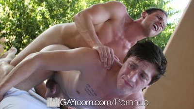 GayRoom - Logan Taylor Fucked by Hunk Zaq Wolfe