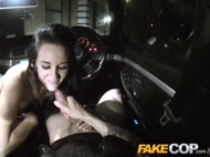 Fake Cop - Girls always want to fuck tha' police