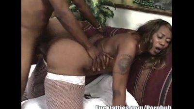 Huge Ebony Escort Girl Fucks Her Horny Client