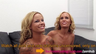 2 Big Tits Girlfriends Threewa