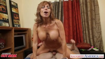 Sexy mom Tara Holiday fucking
